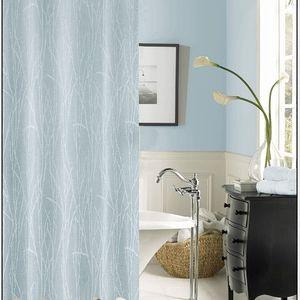 Dainty Home Woodbury Jacquard Shower Curtain